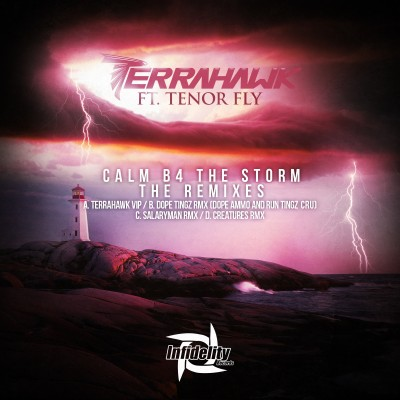 TerraHawk ft Tenor Fly -Calm B4 The Storm Remix EP