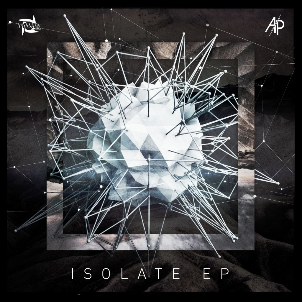 Infidelity Isolate EP Packshot